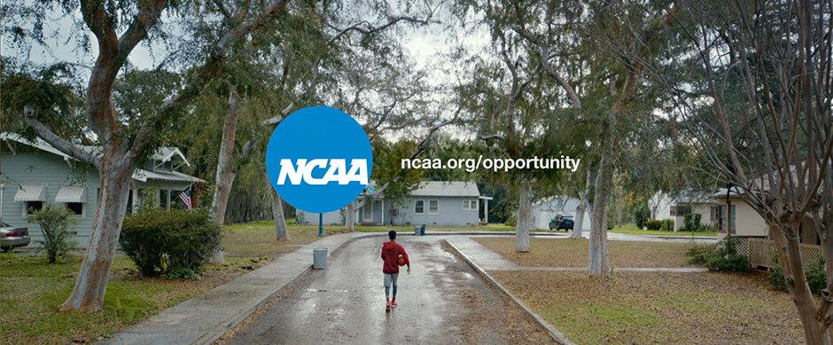 "NCAA: ""Opportunity"""